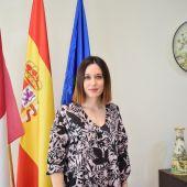 Ana Isabel Fernández, directora general de Turismo, Comercio y Artesanía de la Junta de Comunidades de Castilla-La Mancha