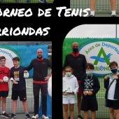Estos días se disputó el XVIII Torneo de Tenis de Arriondas