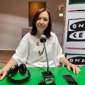 Rosa Melchor, alcaldesa de Alcázar de San Juan en 'Por fin no es lunes'