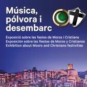 La Vila Joisa presenta 'Música, pólvora i desembarc', una exposición dedicada a las fiestas  de Moros y Cristianos