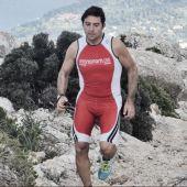El triatleta José Manuel Lopez