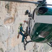 Muere un corredor de montaña de 22 años tras caer por un precipicio en el Pirineo oscense