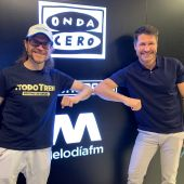 Santiago Segura y Jaime Cantizano