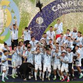 Argentina conquista la Copa América
