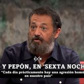 """Pepón Nieto, sobre el asesinato de Samuel: """"Se sienten legitimados por políticos que permiten que esto sea así"""""""