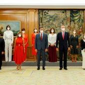 Estos son los nuevos ministros del Gobierno tras la remodelación de Pedro Sánchez