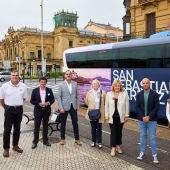 Bus Biarritz