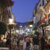 Turistas Marbella