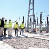 La subestación eléctrica de Arenales entrará en funcionamiento en otoño para mejorar el abastecimiento en Cáceres