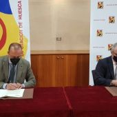 El Consejero de Educación y el presidente de DPH firman el convenio