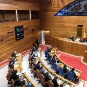 Hemiciclo Parlamento de Galicia