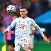 La UEFA incluye a Pedri en el once ideal de la Eurocopa