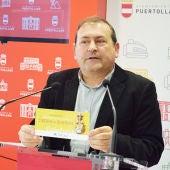 Adolfo Muñiz sustituirá a Isabel Rodríguez al frente del Ayuntamiento de Puertollano