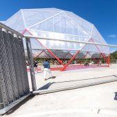 El proyecto de la Cúpula Geodésica, aprobado por la anterior corporación, ha costado 740.000 €