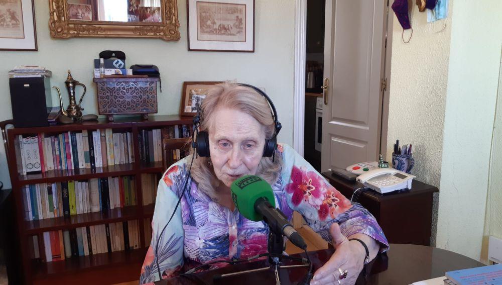 María Rosa de Madariaga, historiadora experta en el protectorado de España en Marruecos