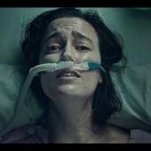 Fotograma del polémico anuncio sobre el coronavirus