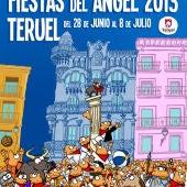 El mejor cartel de las Fiestas del Ángel es el de 2013