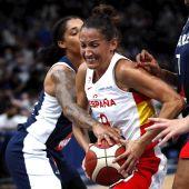 Laia Palau con la Selección