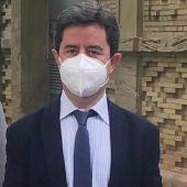 Luis Felipe, alcalde de Huesca, positivo en COVID-19