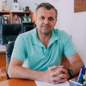 Juan Bermúdez, alcalde de Conil