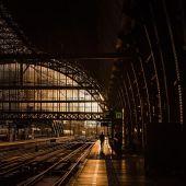 Foto de archivo de una estación