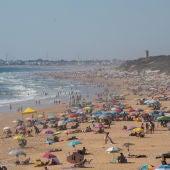 Playa de Conil de la Frontera.