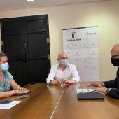El Gobierno regional y Mercadona reconocen la labor de los más de 700 trabajadores de esta compañía en la provincia de Albacete durante la crisis del COVID-19