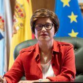 Elvira Lama, alcaldesa de Xinzo de Limia
