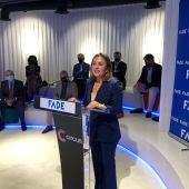 María Calvo, nueva presidenta de FADE