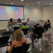 Reunión del Consejo Escolar Municipal de Elche.