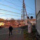 Soterramiento de las vías de tren a su paso por Zorroza