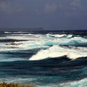 Foto archivo océano atlántico