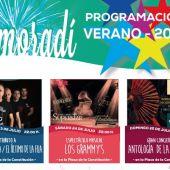 Almoradí programa espectáculos al aire libre durante todo el mes de julio verano 2021