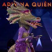 La Dragona a punto de desvelar su identidad en la séptima gala de 'Mask Singer'