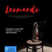 Cartel de 'Leonardo'