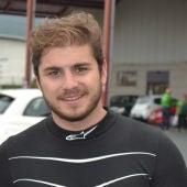Ángel Paniceres, piloto de rallys.