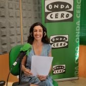 Carmen Quinteiro en Onda Cero Pontevedra