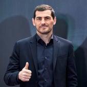 Iker Casillas, exportero del Real Madrid.