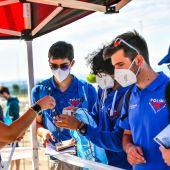 Más de 700 estudiantes de 16 países compiten en Motostudent