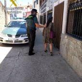 Localizada una mujer que había desaparecido de una residencia de mayores de Torre de Santa María