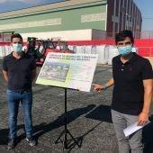 Bigastro presenta su ambicioso plan de actuación en el Polideportivo Municipal para convertirlo en un complejo deportivo