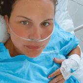 Katia Aveiro, hermana de Cristiano Ronaldo, está ingresada en el hospital por coronavirus