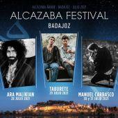 """El Alcazaba Festival de Badajoz contará con un """"amplio despliegue de seguridad anticovid"""" en sus cuatro conciertos"""
