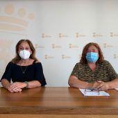 Instantes del balance de gestión en el Ayuntamiento de Chiclana