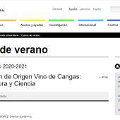 Denominación de Origen Vino de Cangas: Historia, Cultura y Ciencia