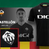 El Castellón presenta su tercera equipación