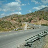 Carretera de Istán