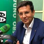Francisco Cuenca en Más de uno Granada