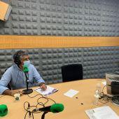 Alberto Plaza, alcaldede Simancas. Más de Uno Valladolid. 29/07/2021