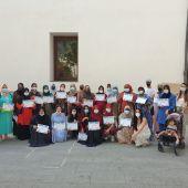 Finalizan los cursos de español del Programa de Inmersión Lingüística e Interculturalidad organizados por Bienestar Social